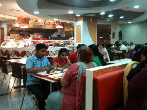 It Was An Absolute Wonderful Saturday At Haldirams, Netaji....post By Natasha Gakhar - Plattershare - Recipes, Food Stories And Food Enthusiasts