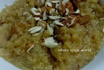 Aloo Ka Halwa - Plattershare - Recipes, Food Stories And Food Enthusiasts
