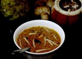 Inji Pachadi / Ginger Pachadi - Plattershare - Recipes, Food Stories And Food Enthusiasts