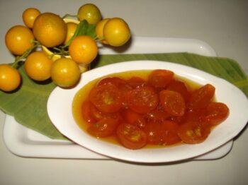 China Orange Instant Pickle(Narungi Ka Khatta Â????Meetha Achar) - Plattershare - Recipes, Food Stories And Food Enthusiasts