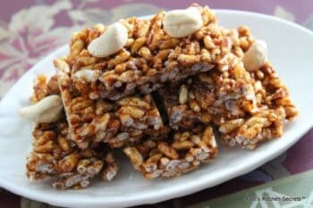 Puffed Rice Bars - Plattershare - Recipes, Food Stories And Food Enthusiasts
