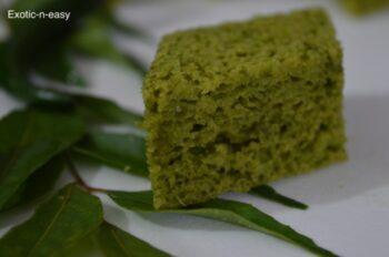 Green Dhokla (Hara Bhara Dhokla) - Plattershare - Recipes, Food Stories And Food Enthusiasts