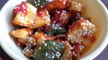 Honey Chilli Paneer - Plattershare - Recipes, Food Stories And Food Enthusiasts