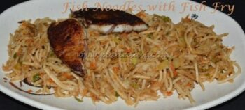 Fish Noodles - Plattershare - Recipes, Food Stories And Food Enthusiasts