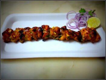 Murgh Banno Kebab - Plattershare - Recipes, Food Stories And Food Enthusiasts