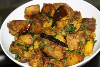 Spicy Potatoes - Plattershare - Recipes, Food Stories And Food Enthusiasts
