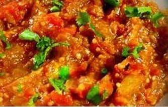 Baigan Bharta - Plattershare - Recipes, Food Stories And Food Enthusiasts
