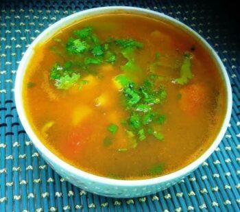 Mambazha Rasam (Mango Fruit Rasam) - Plattershare - Recipes, Food Stories And Food Enthusiasts