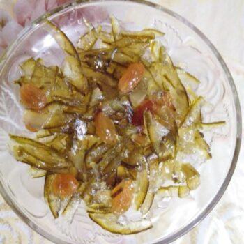 Lemon Skin Chutney - Plattershare - Recipes, Food Stories And Food Enthusiasts