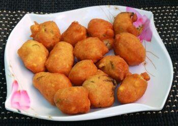 Kara Vadai - Plattershare - Recipes, Food Stories And Food Enthusiasts