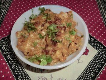 Aloo Ka Bharta - Plattershare - Recipes, Food Stories And Food Enthusiasts