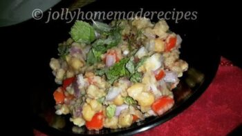 Healthy Chickpeas Salad Recipe - Plattershare - Recipes, Food Stories And Food Enthusiasts