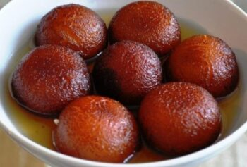 Paneer Jamun - Plattershare - Recipes, Food Stories And Food Enthusiasts