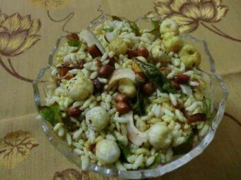 Murmure Ki Namkeen - Plattershare - Recipes, Food Stories And Food Enthusiasts