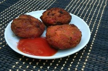 Vegetable Cutlets - Plattershare - Recipes, Food Stories And Food Enthusiasts