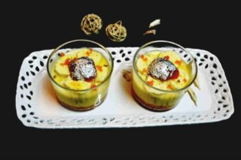 Indrani Custard Pudding - Plattershare - Recipes, Food Stories And Food Enthusiasts
