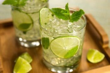 Mojito With Coconut Water - Plattershare - Recipes, Food Stories And Food Enthusiasts