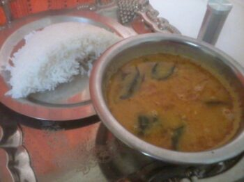 Chana Dal Aamti - Plattershare - Recipes, Food Stories And Food Enthusiasts