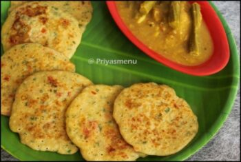 Gluten Free Yellow Corn Flour Dosa ( Instant ) - Plattershare - Recipes, Food Stories And Food Enthusiasts