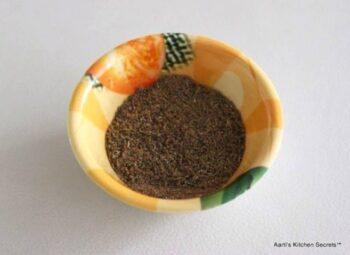 Homemade Tea Masala - Plattershare - Recipes, Food Stories And Food Enthusiasts