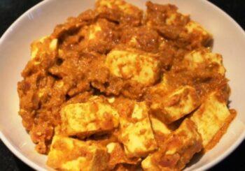 Achaari Paneer - Plattershare - Recipes, Food Stories And Food Enthusiasts