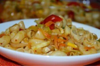 Vegetable Macaroni - Plattershare - Recipes, Food Stories And Food Enthusiasts