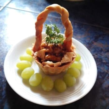 Basket Chaat - Plattershare - Recipes, Food Stories And Food Enthusiasts