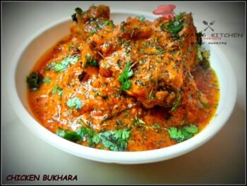 Chicken Bukhara - Plattershare - Recipes, Food Stories And Food Enthusiasts