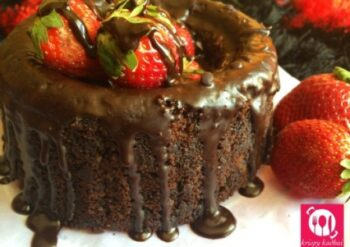 Molten Choco Berry Cake - Plattershare - Recipes, Food Stories And Food Enthusiasts