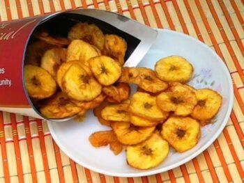 Kerala Banana Chips - Plattershare - Recipes, Food Stories And Food Enthusiasts