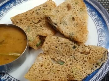 Instant Vermicelli / Semiya Dosa - Plattershare - Recipes, Food Stories And Food Enthusiasts