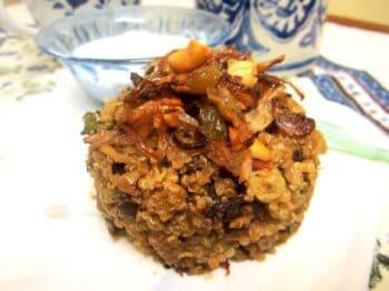 Quinoa Chicken Biryani: Thalassery Style - Plattershare - Recipes, Food Stories And Food Enthusiasts