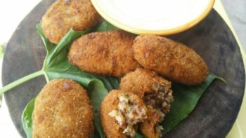 Kidney Beans Falafel - Plattershare - Recipes, Food Stories And Food Enthusiasts