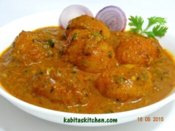 Dum Aloo - Plattershare - Recipes, Food Stories And Food Enthusiasts