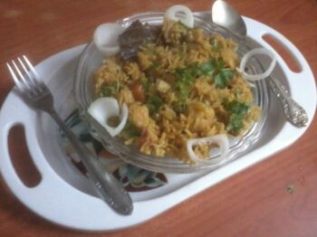 Maharashtrian Dish: Masale Bhaat - Plattershare - Recipes, Food Stories And Food Enthusiasts