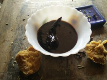 Imli Chutney ( Sweet And Sour Chutney) - Plattershare - Recipes, Food Stories And Food Enthusiasts