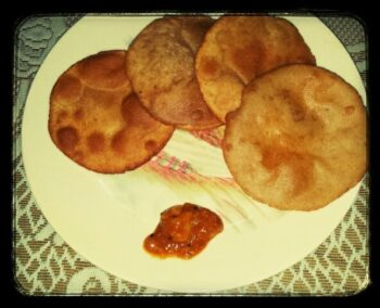 Pua (Jaggery Bread) - Plattershare - Recipes, Food Stories And Food Enthusiasts
