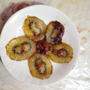Kiwi Chutney - Plattershare - Recipes, Food Stories And Food Enthusiasts