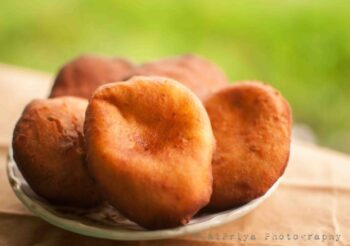 A Japanese Twist To Mangalore Bun - Plattershare - Recipes, Food Stories And Food Enthusiasts
