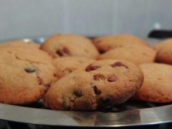 Pecan Peanut Butter Cookies - Plattershare - Recipes, Food Stories And Food Enthusiasts