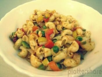 Indian Style Macoroni - Plattershare - Recipes, Food Stories And Food Enthusiasts