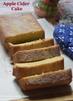 Apple Cider Pound Cake Recipe - Plattershare - Recipes, Food Stories And Food Enthusiasts