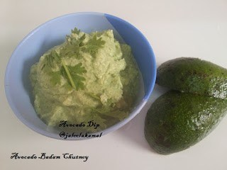 Avocado Almond Dip ( For Paleo) - Plattershare - Recipes, Food Stories And Food Enthusiasts