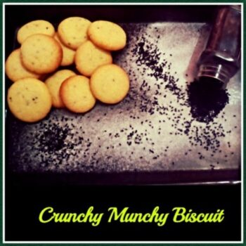 Crunchy Munchy Biscuit - Plattershare - Recipes, Food Stories And Food Enthusiasts