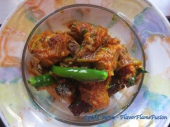 Dahi Ghosht - Plattershare - Recipes, Food Stories And Food Enthusiasts