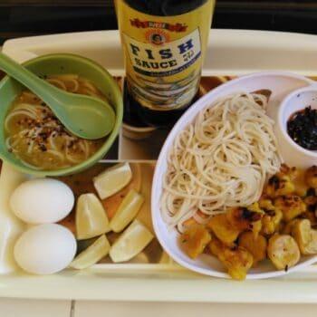 Mohinga (Burmese Recipe) - Plattershare - Recipes, Food Stories And Food Enthusiasts