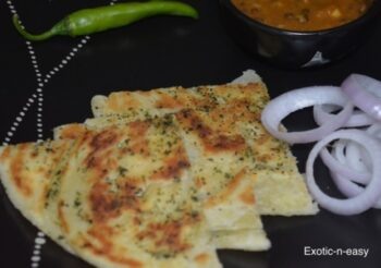 Pudina Parantha (Mint Bread) - Plattershare - Recipes, Food Stories And Food Enthusiasts