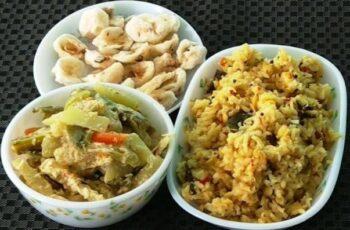 Thur Dal Rice (Thuvaram Paruppu Sadham) - Plattershare - Recipes, Food Stories And Food Enthusiasts