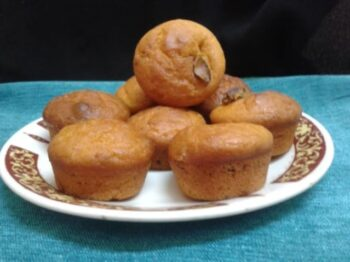 Egg Less Mango Muffins - Plattershare - Recipes, Food Stories And Food Enthusiasts