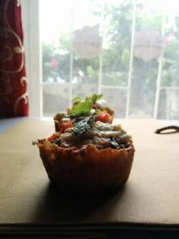Chia Bread Cups - Plattershare - Recipes, Food Stories And Food Enthusiasts